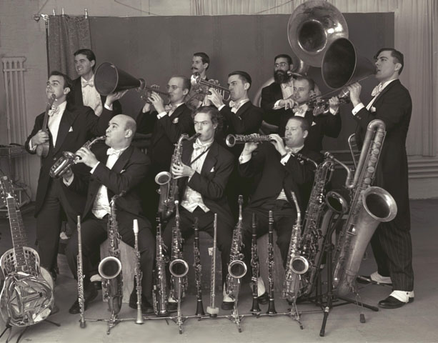 Hot Dance Band Tradition Of The 1920s And Early 1930s Their Size Ranges From A Full Orchestra To Smaller Incarnations
